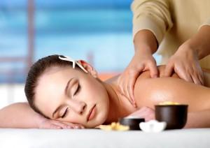massaggio del benessere